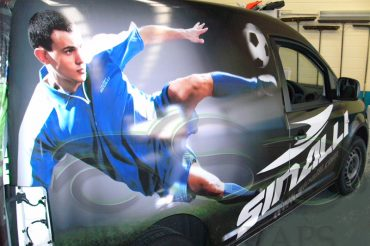 Vehicle Wraps Gallery